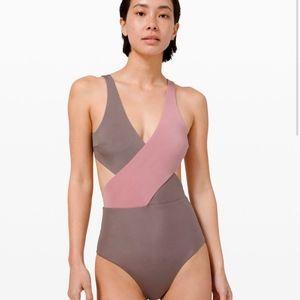 Brand new Lululemon swimsuit